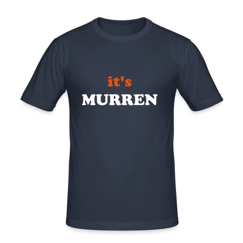 it's MURREN - slim fit T-shirt