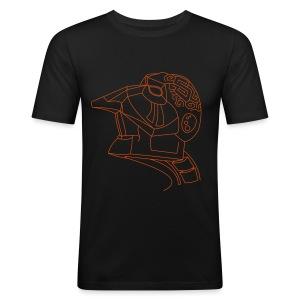 Ultrabot memories - Männer Slim Fit T-Shirt