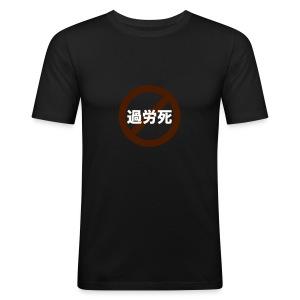 B.I.g KAROSHI TShirt - Men's Slim Fit T-Shirt