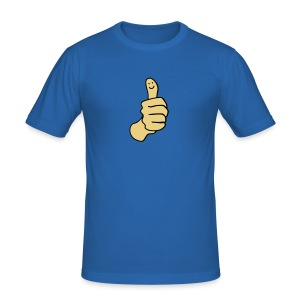 Thumbs Up 2 - Men's Slim Fit T-Shirt