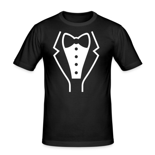 Tuxedo Slim Fit - Men's Slim Fit T-Shirt