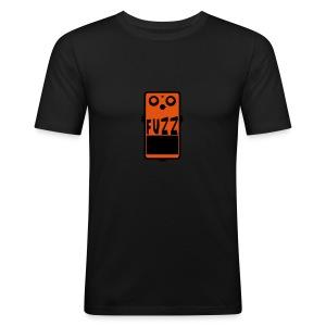 FUZZBOX - Männer Slim Fit T-Shirt