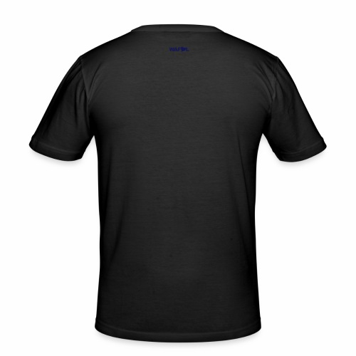 ONT' WAY SUBWAY - Men's Slim Fit T-Shirt
