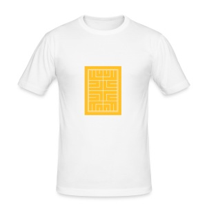 L.U.F.C SYMMETRICAL DESIGN - Men's Slim Fit T-Shirt