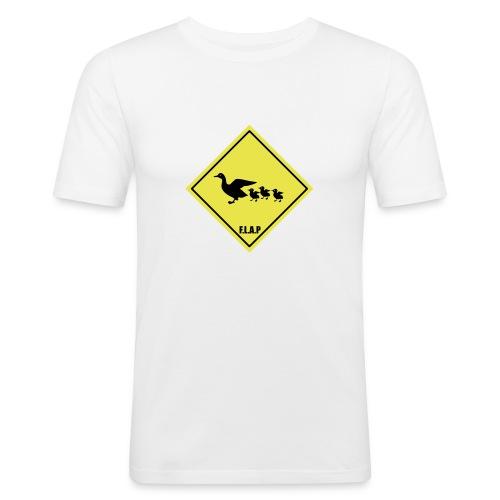 F.L.A.P Les Canards - T-shirt près du corps Homme