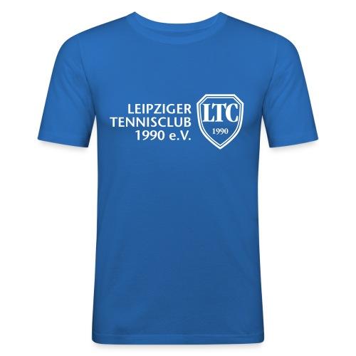 "LTC ""Banner-HEART"" - Männer Slim Fit T-Shirt"