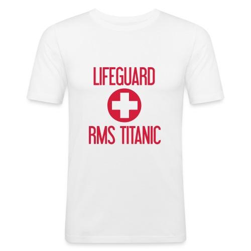 Lifeguard Shirt - slim fit T-shirt