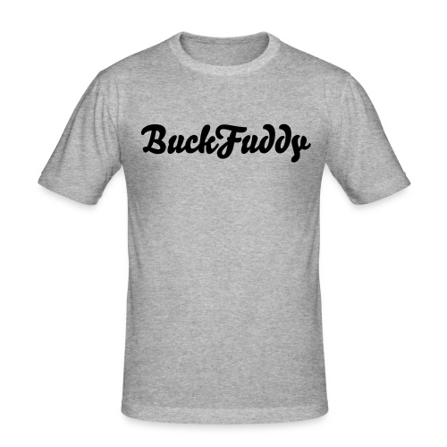 buckfuddy - Men's Slim Fit T-Shirt