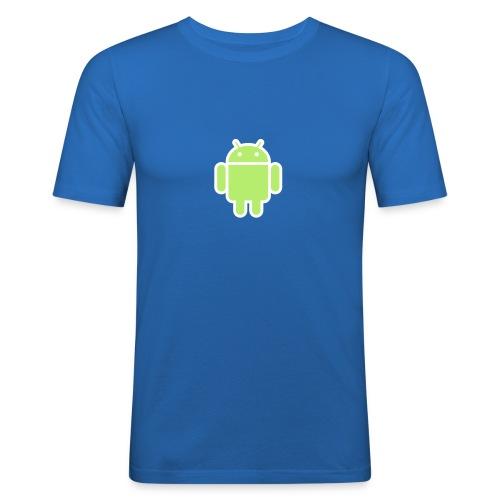 OriginalDroid - T-shirt près du corps Homme