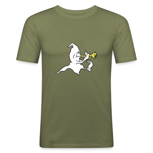 Herren-Shirt Slim Fit - Männer Slim Fit T-Shirt