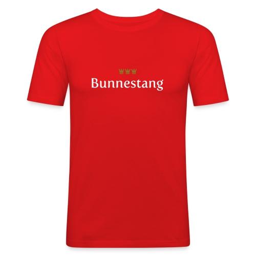 Bunnestang - Männer Slim Fit T-Shirt