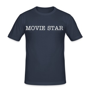 Movie Star T-Shirt - Men's Slim Fit T-Shirt