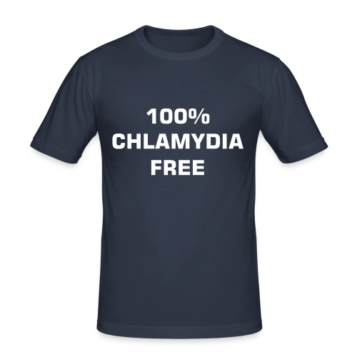 Chlamydia - Men's Slim Fit T-Shirt
