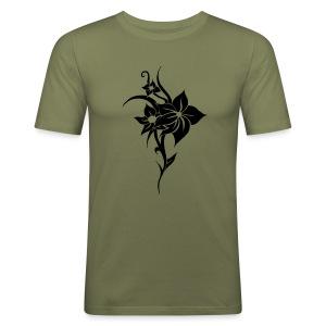 Herdshirt - Männer Slim Fit T-Shirt