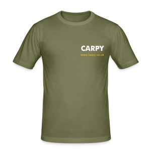 Carpy Slim Shirt - Men's Slim Fit T-Shirt