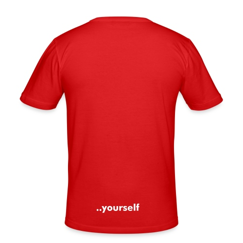 help yourself - slim fit T-shirt