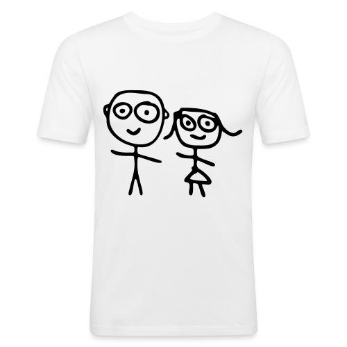 Happy Summer - slim fit T-shirt