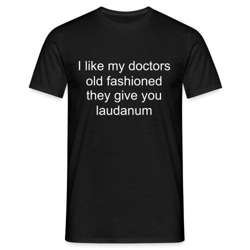 Old fashioned - Men's T-Shirt