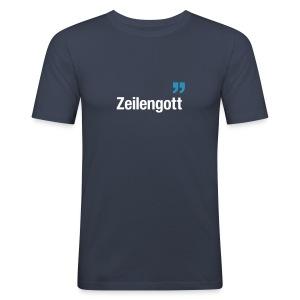 ZEILENGOTT - Männer Slim Fit T-Shirt