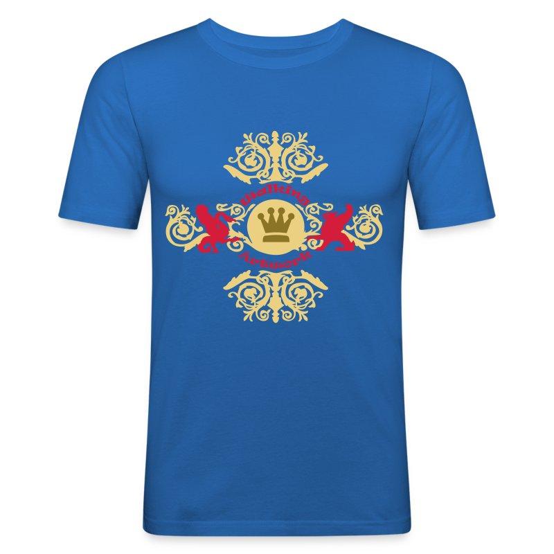 Be a king, t-shirt - Herre Slim Fit T-Shirt
