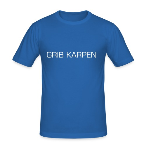 Grib Karpen - Herre Slim Fit T-Shirt