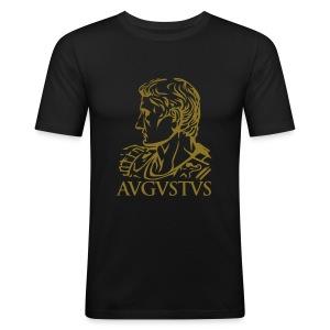Camiseta Slim Fit Augustus - Camiseta ajustada hombre