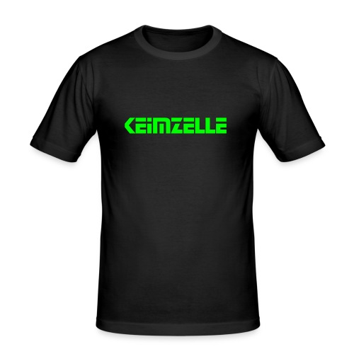 Keimzelle Green - Männer Slim Fit T-Shirt