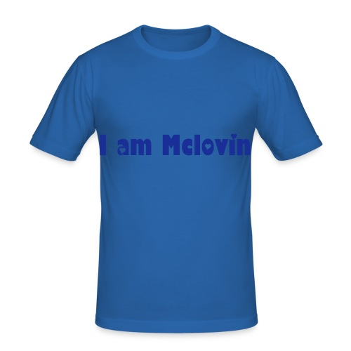 MCLOVIN TEE - Men's Slim Fit T-Shirt