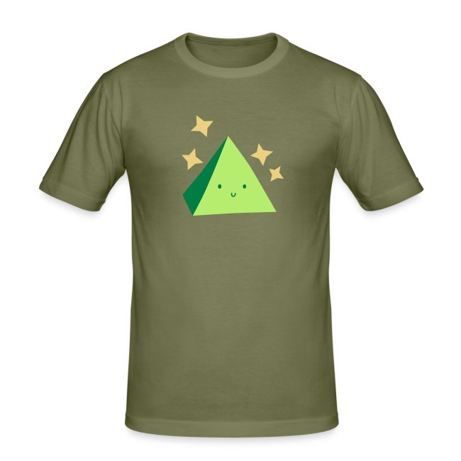 Pyramid T-Shirt Green