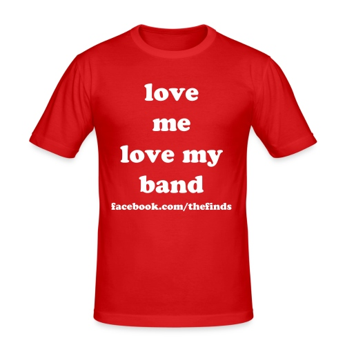 my band - Men's Slim Fit T-Shirt