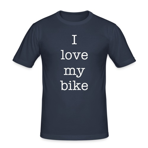 bike1 - Men's Slim Fit T-Shirt