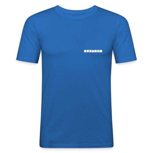 CTKube - T-shirt près du corps Homme