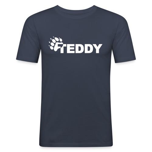 Teddy - Men's Slim Fit T-Shirt