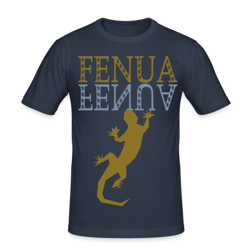 FENUA GECKO - T-shirt près du corps Homme