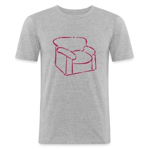 take a ... - Männer Slim Fit T-Shirt
