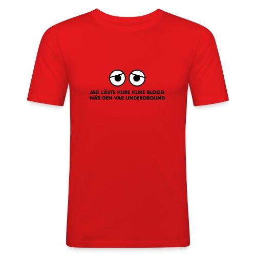 Kure Kure Underground • Fit-T - Slim Fit T-shirt herr