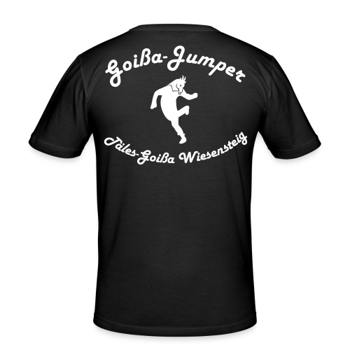 Jumper Männer Slim Fit - Männer Slim Fit T-Shirt