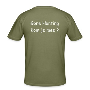 Gone Hunting - slim fit T-shirt