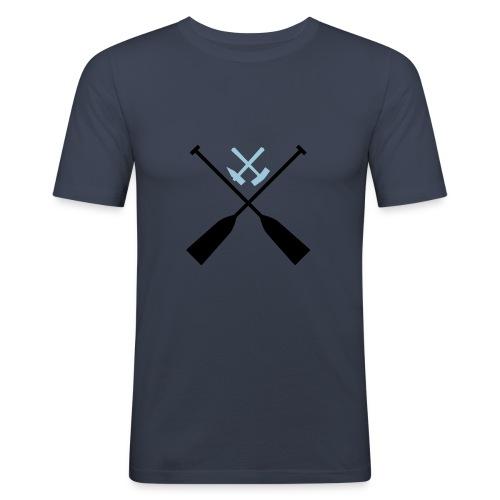 Paddel Ruhrgebiet - Männer Slim Fit T-Shirt