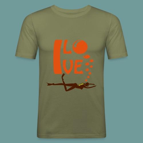 TSHILD 01 - T-shirt près du corps Homme