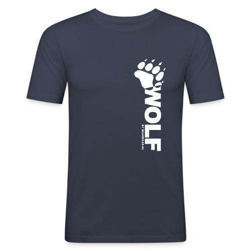 WolfII - Men's Slim Fit T-Shirt