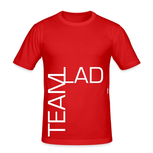 LAD TEAM - Men's Slim Fit T-Shirt