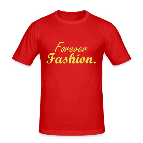 Forever Fashion tee - Men's Slim Fit T-Shirt