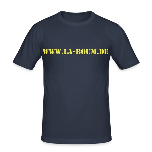 la-boum - Männer Slim Fit T-Shirt