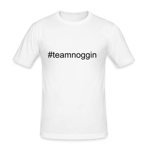 #teamnoggin Tee - Men's Slim Fit T-Shirt