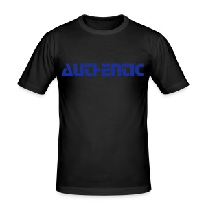 AUTHENTIC MEN - Tee shirt près du corps Homme