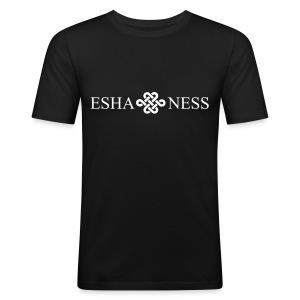 all over shirt - Männer Slim Fit T-Shirt