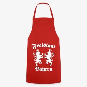 Freistaat Bayern Bavaria Löwen Königreich Kochschürze - Kochschürze