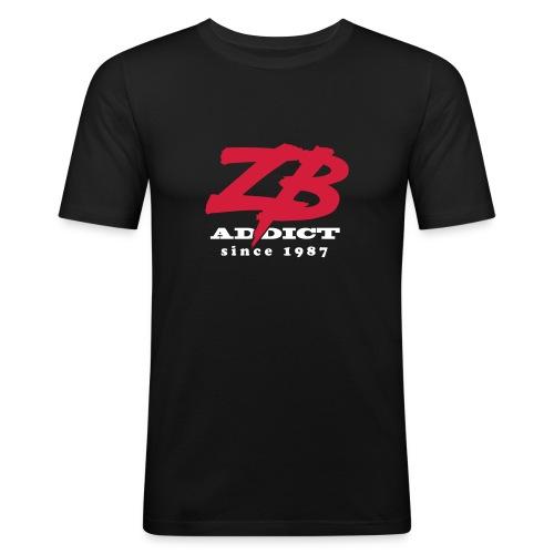 zB Addict dark - T-shirt près du corps Homme