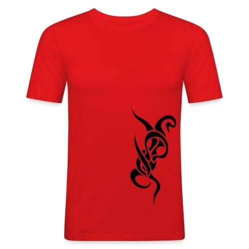 Tribal 4 - T-shirt près du corps Homme